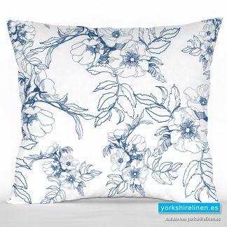 Flower Design Complete Cushion