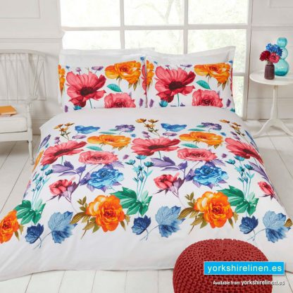 Meadow Flowers Duvet Cover Set