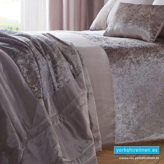Boulevard Mink Bedspread from Yorkshire Linen, Mijas Costa, Marbella, Spain