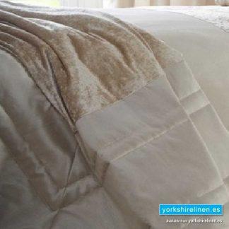 Boulevard Oyster Bedspread from Yorkshire Linen, Mijas Costa, Marbella, Spain