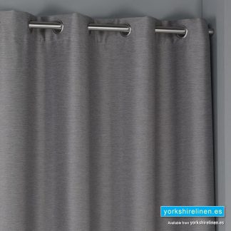 Averton Eyelet Blackout Curtain - Yorkshire Linen Warehouse, Mijas Costa, Marbella