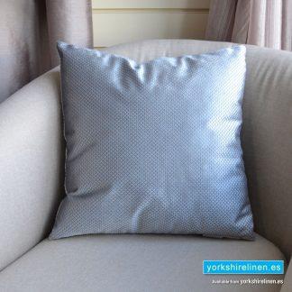Velvet Diamonds Cushion, Grey - Buy online from Yorkshire Linen Warehouse, Mijas Marbella