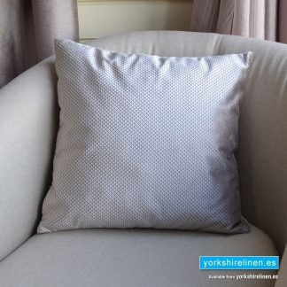 Velvet Diamonds Cushion, Taupe - Buy online from Yorkshire Linen Warehouse, Mijas Marbella