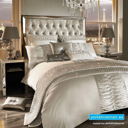 Kylie Minogue Atmosphere Ivory Duvet Cover