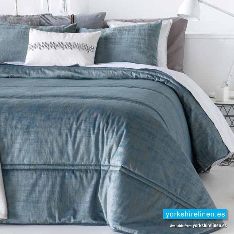 Baker Denim Bedspread Yorkshire Linen Beds And More