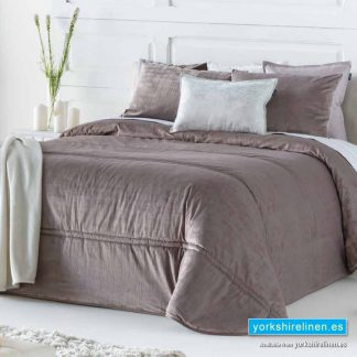 Baker Mauve Bedspread - Yorkshire Linen Warehouse Spain