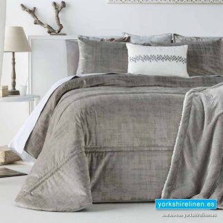 Baker Natural Bedspread - Yorkshire Linen Warehouse Spain