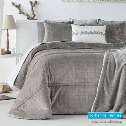 Baker Natural Bedspread - Yorkshire Linen Warehouse Spain