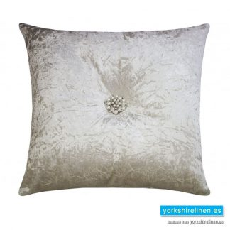 Kylie Minogue Anya Oyster Cushion from Yorkshire Linen Warehouse