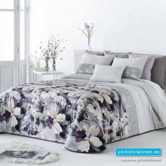 Malei Malva Bedspread - Yorkshire Linen Warehouse Spain