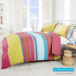 Havana Paisley Multi Duvet Cover Set - Yorkshire Linen Warehouse