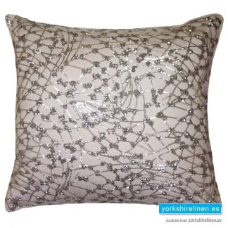 Kylie Minogue Helene Nude Cushion - Yorkshire Linen Warehouse