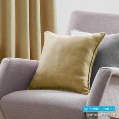 Versailles Ochre Cushion
