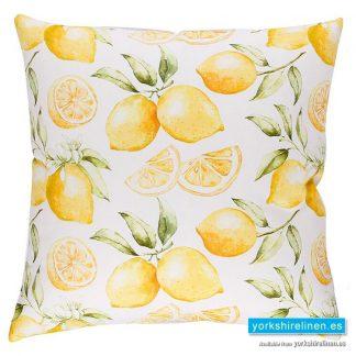 Zesty Lemon Cushion