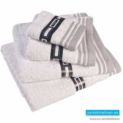 Cabana Towels, White