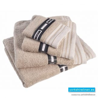 Cabana Towels, Beige