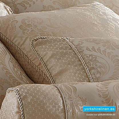 Sandringham Ivory Cushion