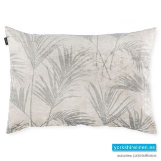 Tropical Palm Pillow Sham, Latte