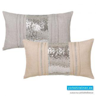 Comet Diamante Boudoir Cushions - Yorkshire Linen Warehouse Mijas Prestige Marbella