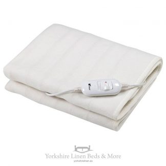 Electric Blanket Small Premium Quality Thulos - Yorkshire Linen Beds & More Bed Shops Mijas Costa Marbella P01