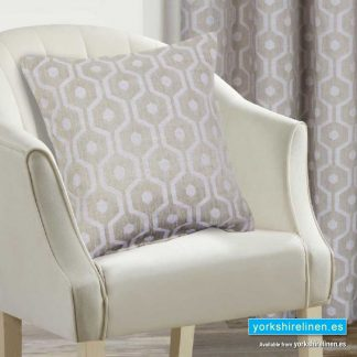 Milano Natural Cushion Cover - Yorkshire Linen Warehouse Mijas Prestige Marbella