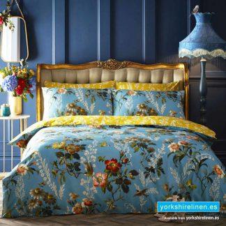 Oasis Leighton 100pc Cotton Duvet Cover Set - Yorkshire Linen Warehouse Mijas Prestige Marbella