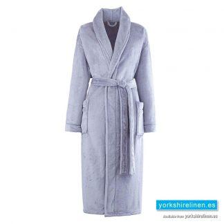 So Soft Slate Dressing Gown - Yorkshire Linen Warehouse Spain