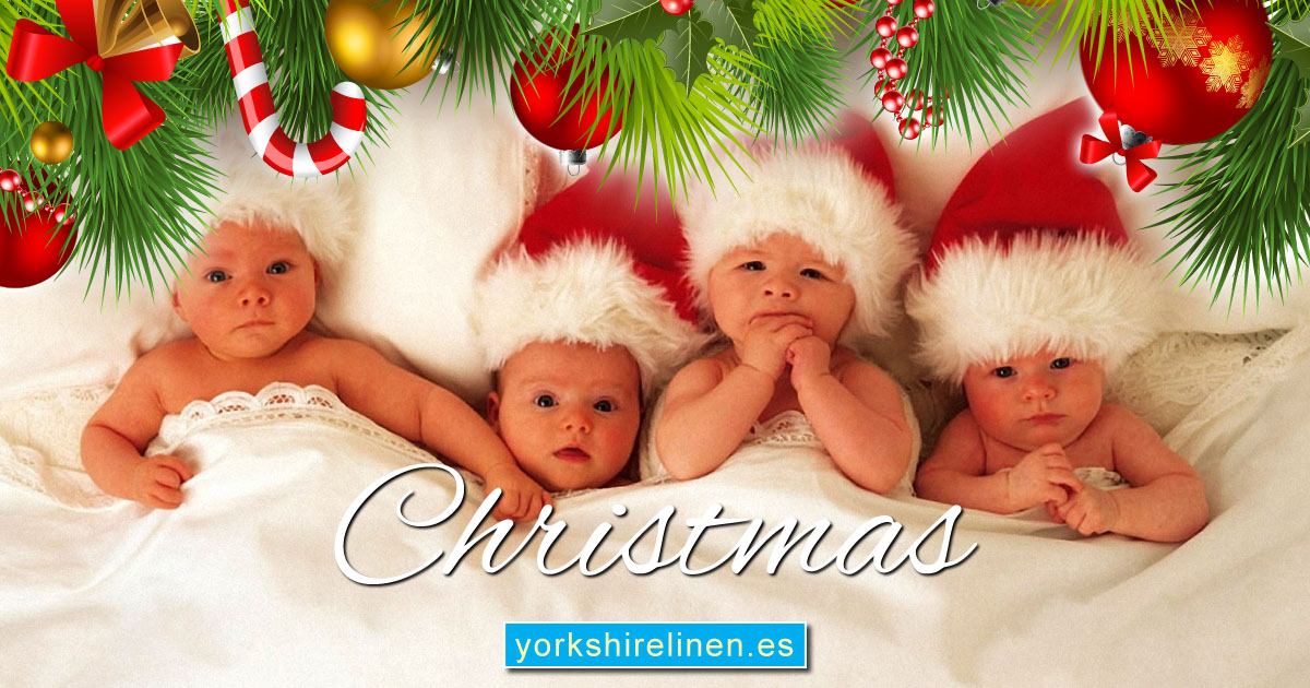 Christmas at Yorkshire Linen Warehouse
