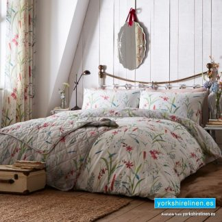 Celine Multi Duvet Cover Set - Yorkshire Linen Warehouse Mijas Marbella