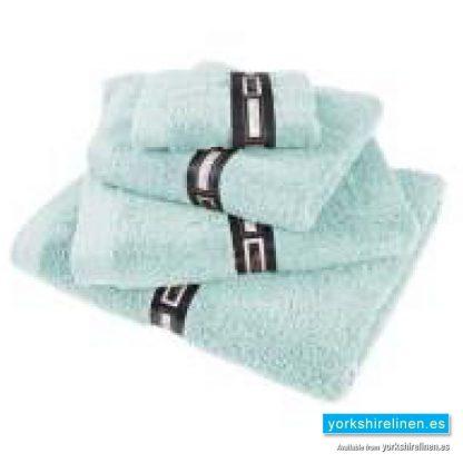 Ambassador Towels in Mint Green - Yorkshire Linen Warehouse, Mijas Costa and Marbella