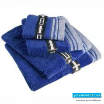 Cabana Towels, Royal Blue