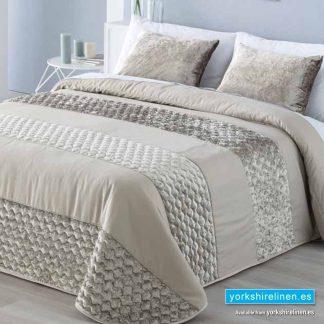 Bedspreads.Adam Bedspread Bronze
