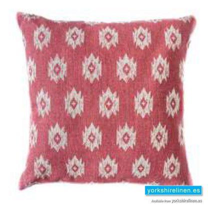 Bley Raspberry Cushion Cover