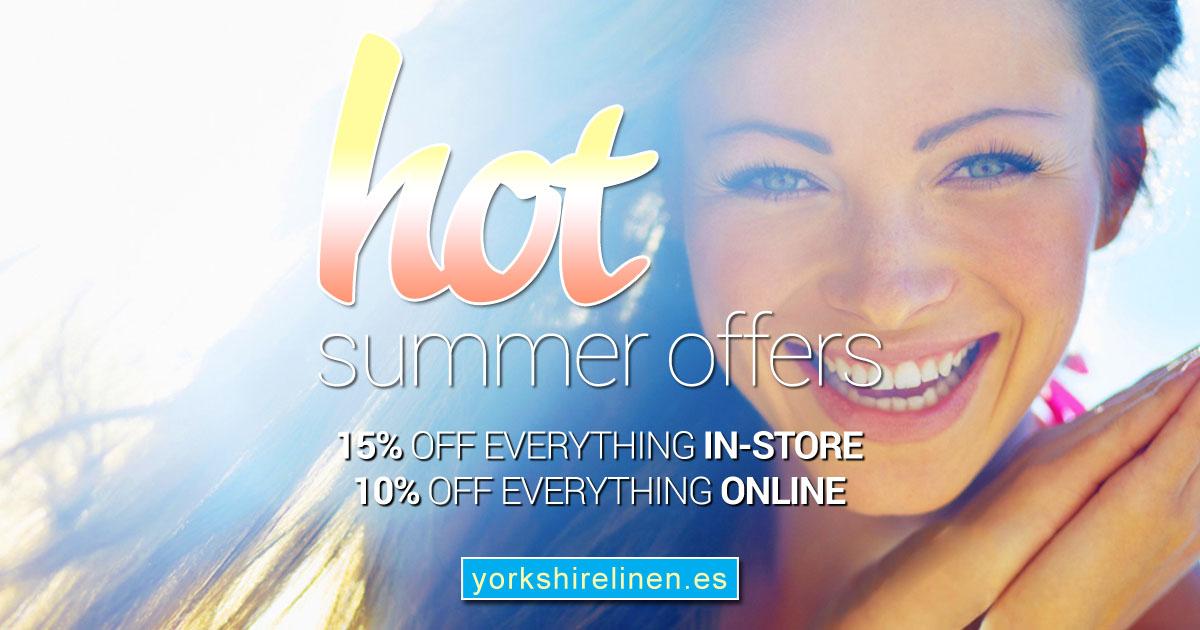 Hot Summer Offers YL OG07