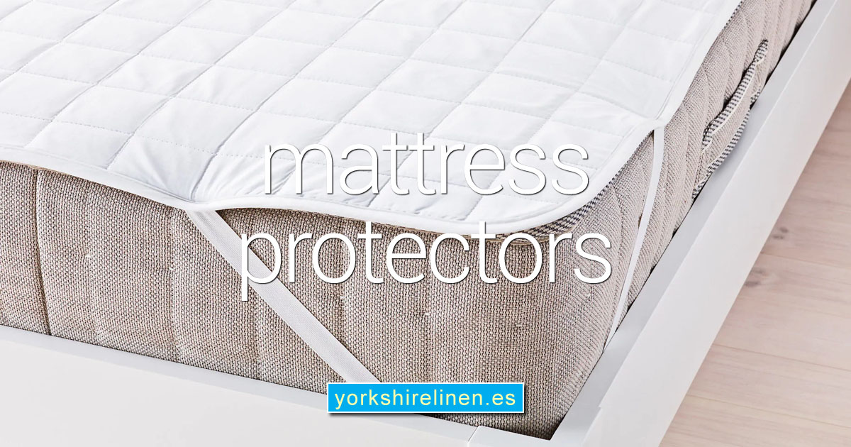 Mattress Protectors from Yorkshire Linen Warehouse, Spain OG01