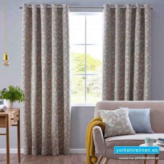 Pippa Eau De Nil Ring Top Curtains