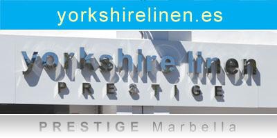 Yorkshire Linen Prestige, Marbella