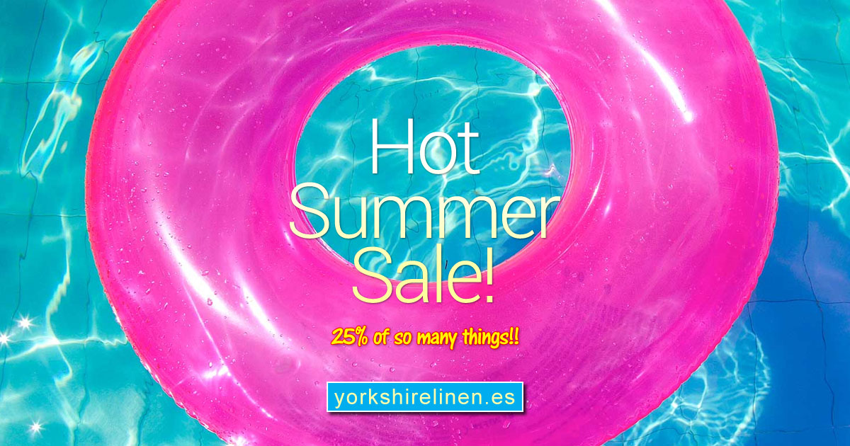 SAVE 25% on Selected Items!!  Our amazing Summer Sale!!