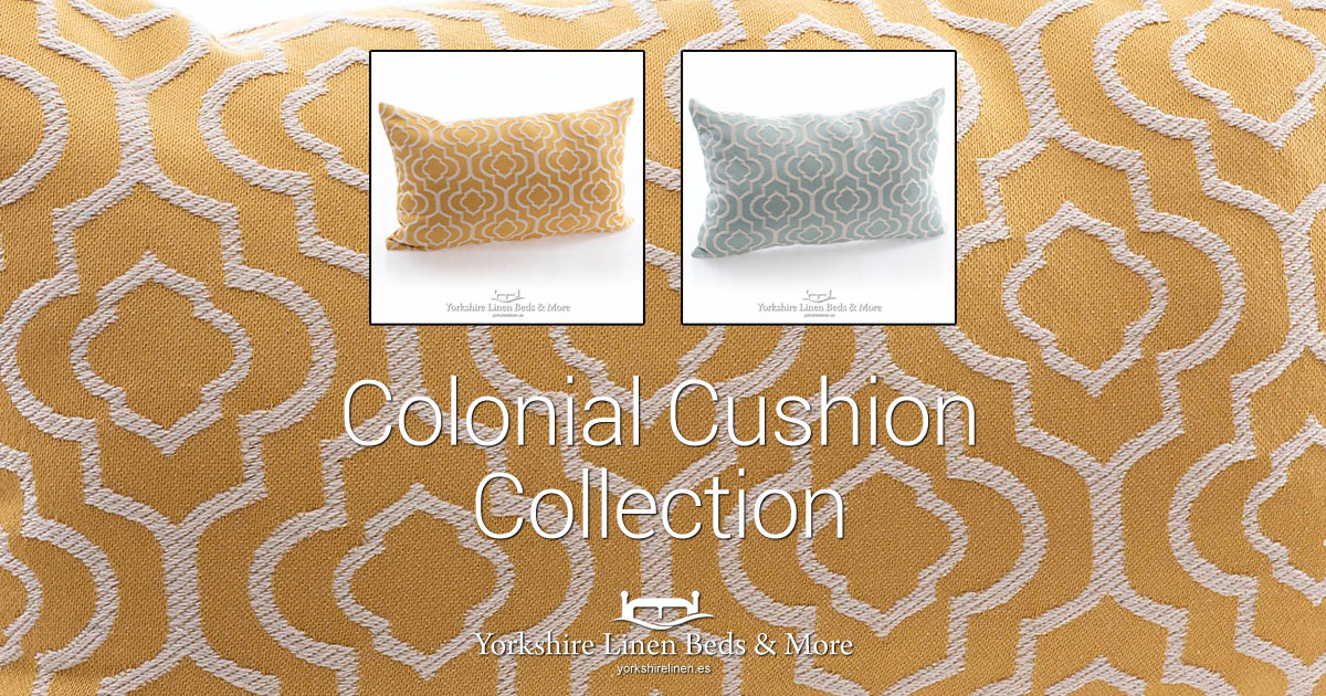 Colonial Cushion Collection OG01