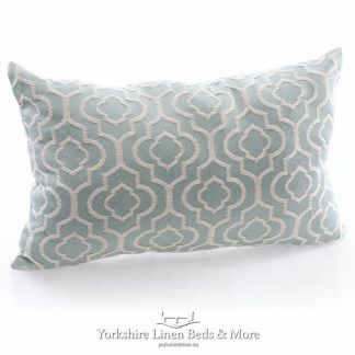 Colonial Ochre Boudoir Cushion - Yorkshire Linen Beds & More Bed Shops Mijas Costa Marbella P01