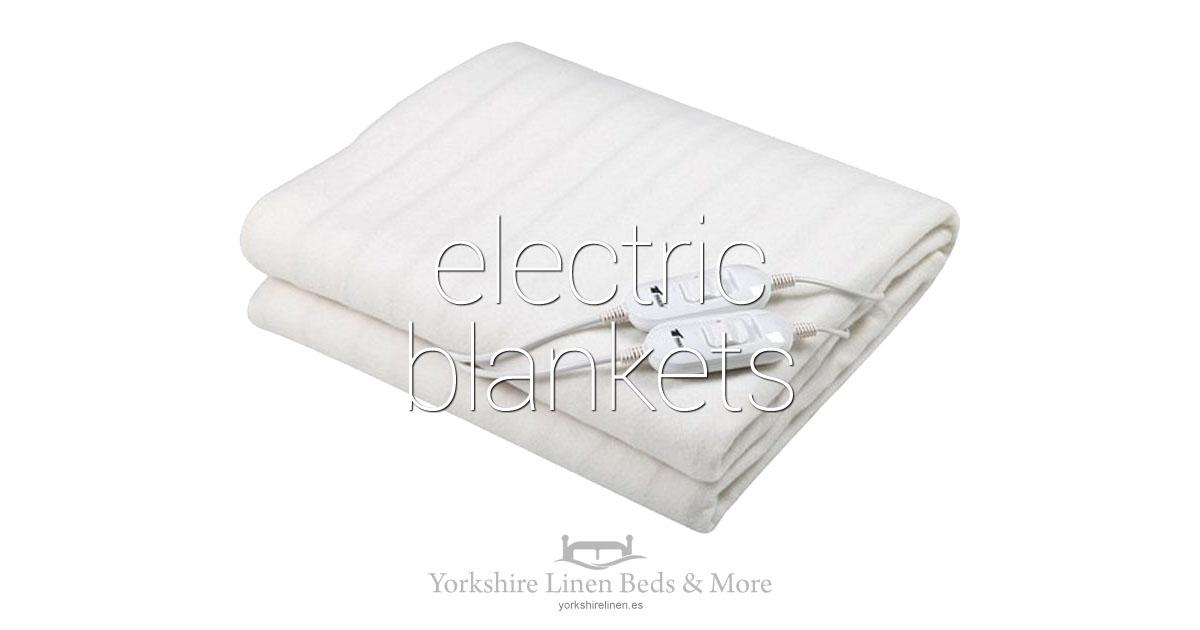 Electric Blankets - Yorkshire Linen Beds & More, Spain OG02