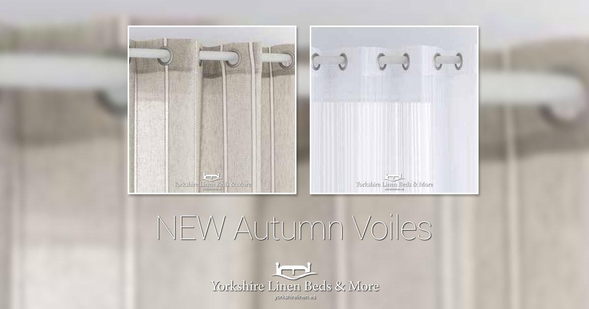 New Autumn Voiles OG01