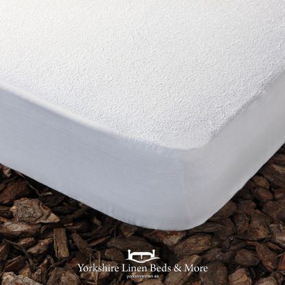 Soft as Clouds Waterproof Mattress Protector - Yorkshire Linen Beds & More Bed Shops Mijas Costa Marbella P01