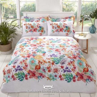 Tropicana Duvet Cover Set - Yorkshire Linen Beds & More Bed Shops Mijas Costa Marbella P01