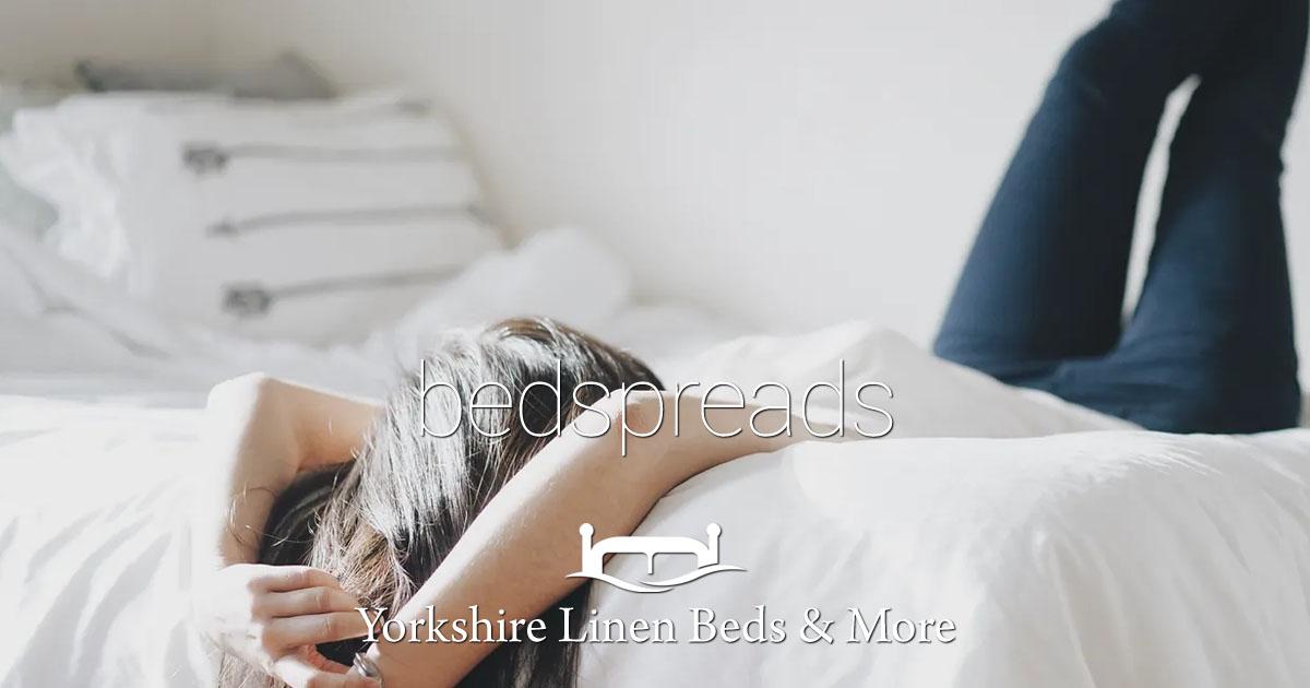Bedspreads - Yorkshire Linen Beds & More Bed Shops Mijas Costa Marbella OG01