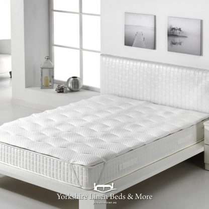 Eco Memory Foam Mattress Topper - Yorkshire Linen Beds & More Bed Shops Mijas Costa Marbella P01