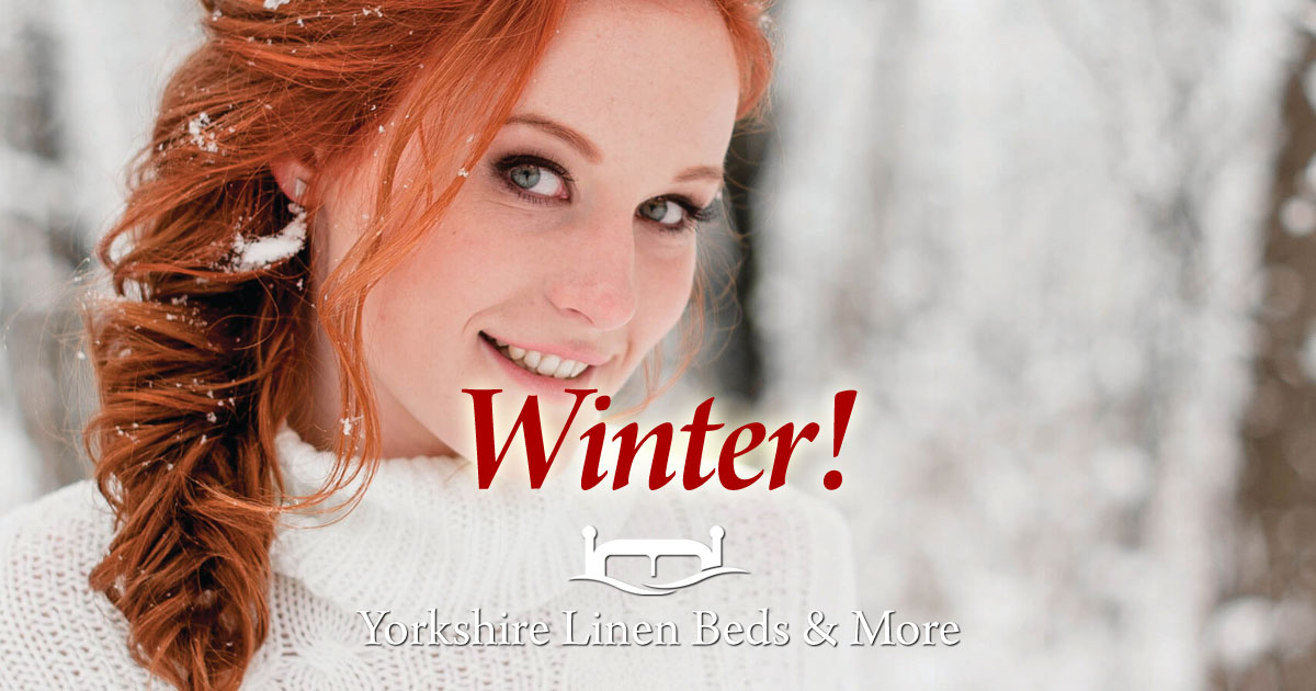 Winter 2019!  Stay warm this wonter with new duvet, flannelette sheets, electric blankets and more!
