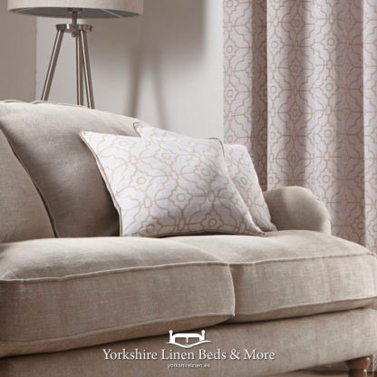Franklin Copper Matching Cushion Cover - Yorkshire Linen Beds & More Bed and Linen Shops Mijas Costa Marbella P02