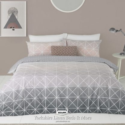 Spectrum Multi Duvet Cover Set - Yorkshire Linen Beds & More Bed and Linen Shops Mijas Costa Marbella P01