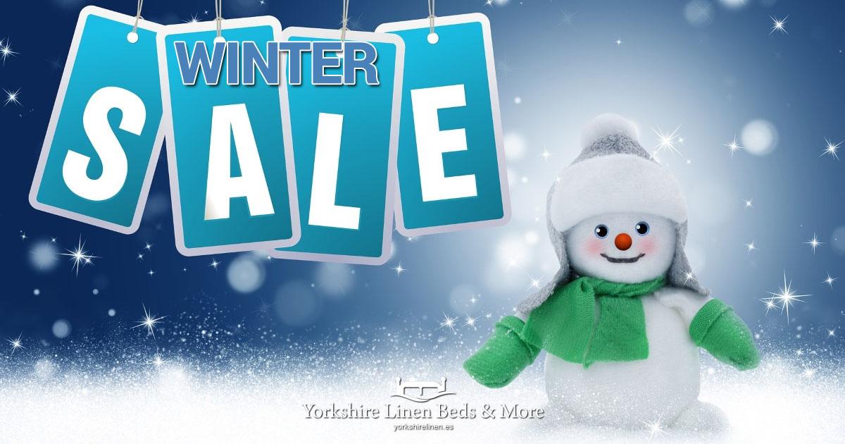 Winter Sales 2019 - Yorkshire Linen Beds & More OG07